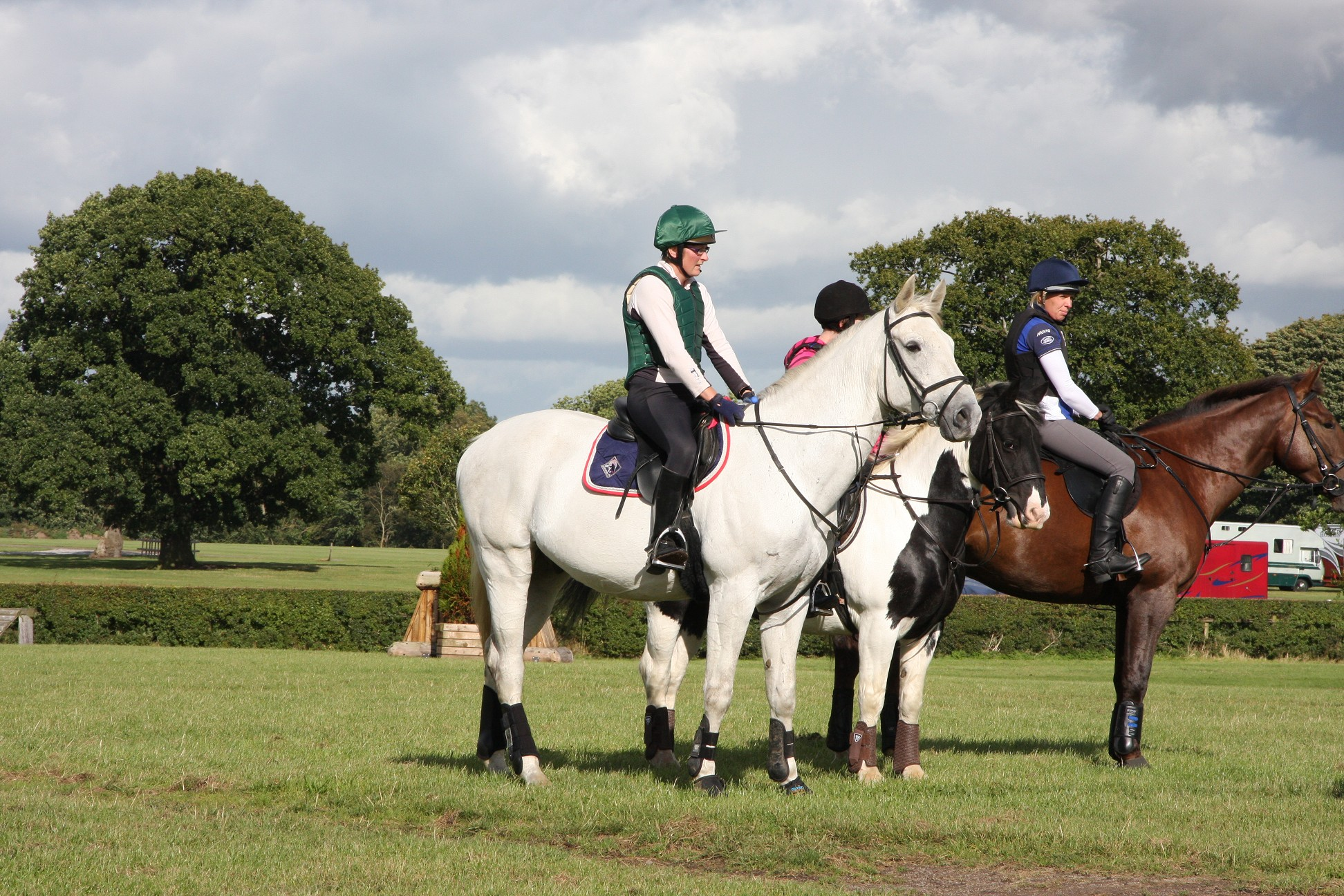HVRC - Somerford Camp 2012